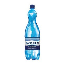Woda Żywiec 1,5 gazowana