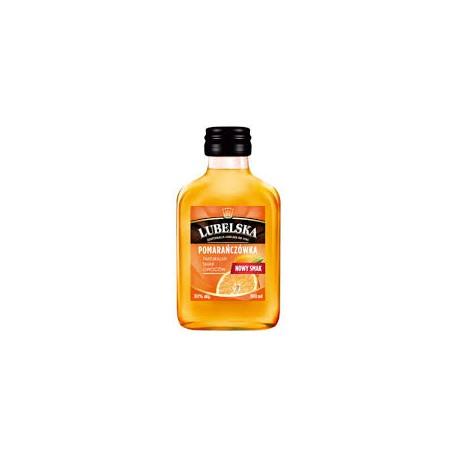 Wódka Lubelska Pomarańcz 0,1