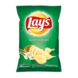 LAYS GREEN ONION 140G
