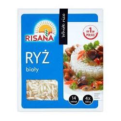 Ryż 4x100g Risana