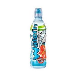 Kubuś Water 0,4l truskawka