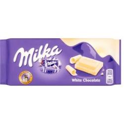 Czekolada Milka biała 100 g