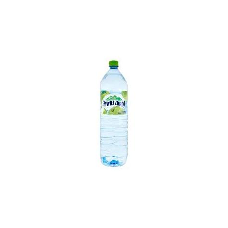 Woda niegazowana Żywiec Zdrój o smaku jabłkowym 1,5 l