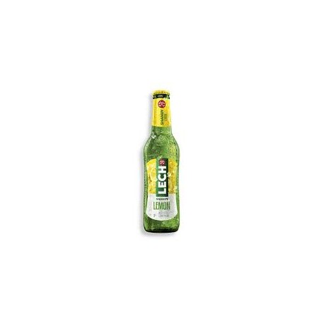 Lech Ice Shandy Piwo z lemoniadą 500 ml