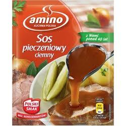 Amino Sos pieczeniowy ciemny 38 g