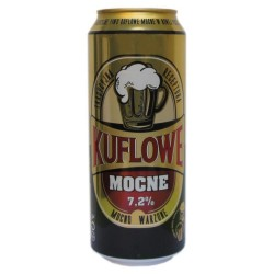 Piwo Kuflowe puszka 0,5L