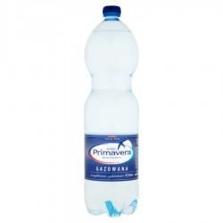 Woda Primavera 1,5L gazowana