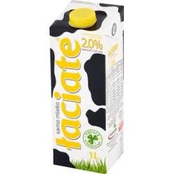 Mleko Łaciate 1l 2%