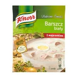 KNORR Domowe Smaki Barszcz biały 47 g.
