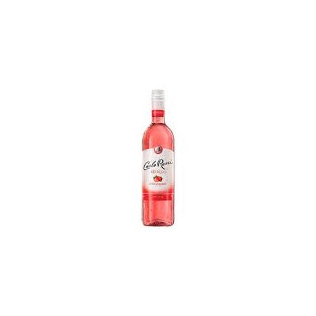 Wino Carlo Rossi 0.75L Refresh Strawberry 10%