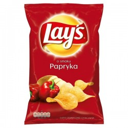 Lay's papryka 140g.