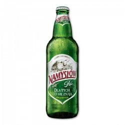 Piwo Namysłów Pils 0,5 butelka bezzwrotna