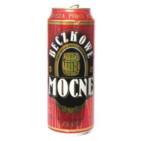 Piwo beczkowe mocne puszka