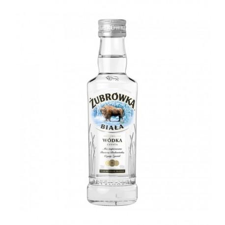Wódka Żubrówka 0,2l biała
